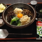 人気No.1 焼肉弁当 (サラダ・スープ・お漬物付き)