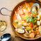 ラテンの色彩が食欲そそる名物料理『カタプラーナ』