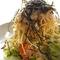 細切り野菜のサラダ