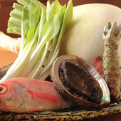 伝統京野菜や天然鮮魚などを使った創作割烹を気軽にどうぞ。