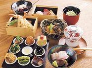 Koga御膳は全8品で2000円