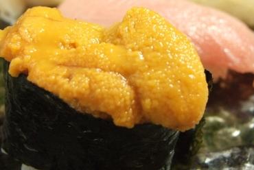 オススメ握り寿司