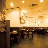 アジアの食堂をイメージして…
