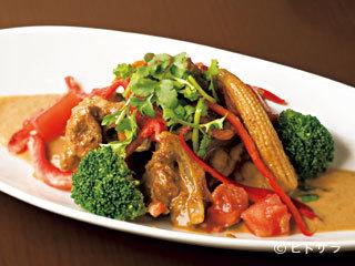エーケイブ アジアン食堂の料理・店内の画像2