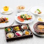 高級食材を中華で味わうシェフズテイスティングコース!
