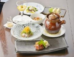 広東料理のあっさりしたヘルシーコース