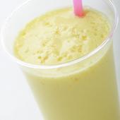 完熟マンゴーとレモンサワーミルク