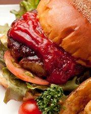 ローストビーフハンバーガー