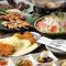 自慢の料理と鍋が楽しめる、飲み放題2時間付の宴会コース有り!!