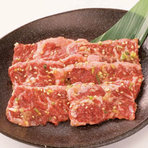 牛角コース ¥2,500(税込) さらに美味しくなった牛角カルビえをはじめ、牛角人気メニューが大集合のオススメNO.1コース!(12品)