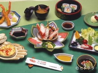 札幌かに本家 札幌駅前店の料理・店内の画像1