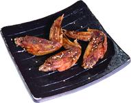 名古屋名物一度食べたらやめられないとまらないこしょう強め弱めをお選びいただけます