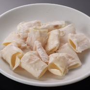 牛ホルモン脂付(味噌・塩)