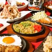 ニパチの宴会コース『ニパチパーティー』は食べ放題&飲み放題