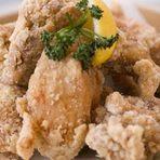 揚物の種類も豊富です。ガッツリ食べたい方にオススメ!!