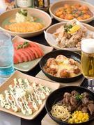 味噌味と醤油味がございます。お好きなほうをお選びください。