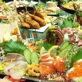 宴会コース3000円~飲み放題付き御座います