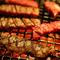 山形牛をはじめ韓国料理など55品が食べ放題の『肉の新年会』を。