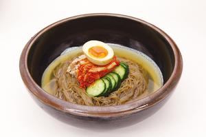 【土古里】こだわり冷麺(ハーフ)