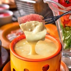 サク飲みや予算を抑えたい飲み会におすすめのライトプラン!特製チーズフォンデュ付