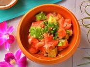 ハワイアンコブサラダ