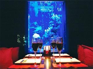 各種宴会やパーティに♪幻想的なアクアリウム空間!