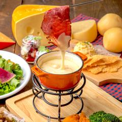 【ランチ限定!】選べるウェルカムドリンクと前菜~プチメインにスイーツ3種がついたお得なティープラン♪