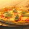 モッツァレラチーズのマルゲリータ