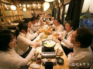 宮崎県日南市 塚田農場 四日市店の料理・店内の画像1