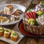 3500円からご用意!魚米宴会プラン