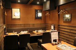 新宿駅周辺には当店のほかに11店舗の姉妹店があります。