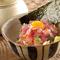 """""""地元ならでは""""の料理を、気軽に堪能できるという贅沢に浸る"""