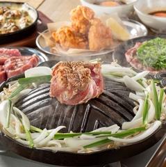 6/12~<全8品>がっつり肉! 肉! 満腹コース。2時間飲み放題付き3980円!!