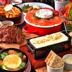 【2時間飲み放題付+全7品】選べるメインは「トマトチーズ麹もつ鍋orカマンベールチーズ鍋」がおすすめ♪