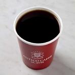 アンティコカフェ アルアビス オリジナルコーヒー豆を使用。深いコクと豊かな香りが広がります。