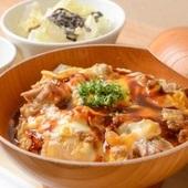 肉、卵、ご飯すべてにコーチン使用『名古屋コーチン親子丼』