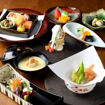 【昼会席】燦菜-sansai-コース~6品~ご法要・ご慶事・ご会食に