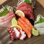 1周年特別限定刺盛(五種) 1111円1日限定11食