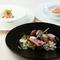 重層的な味わいからも日本の四季にアプローチ