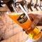 毎日軽井沢から直送される、樽生クラフトビール