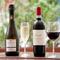 イタリアワインをメインに、料理に合わせて揃えられたワイン