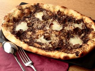 古代ローマ時代からの伝統レシピを踏襲したオリジナルピッツァ