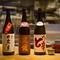 おでん出汁の風味を活かすクリアな味の日本酒