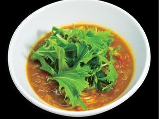野菜の出汁を楽しめる『ベジカレーうどん』『野菜出汁茶漬け』