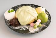 特製ホイップクリームが美味しい『クラシックパンケーキ』