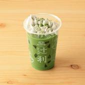 宇治抹茶とミルクのコンビネーション『京ラテ 抹茶 ICE』