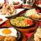 にぱちの宴会プランは大満足の食べ放題&飲み放題! ゆったり2時間。