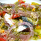 新鮮な魚介や野菜をふんだんに使った南イタリア料理を提供