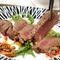 ミディアムレアのジューシーなお肉を満喫『牛フィレ肉のステーキ』