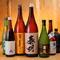 野菜料理と相性抜群。辛口の日本酒がメインの品揃え